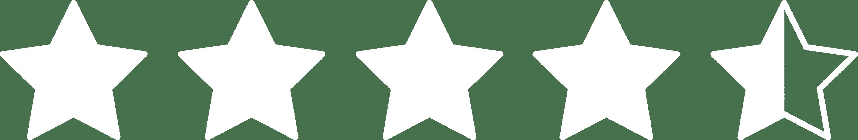 Vierenhalve ster