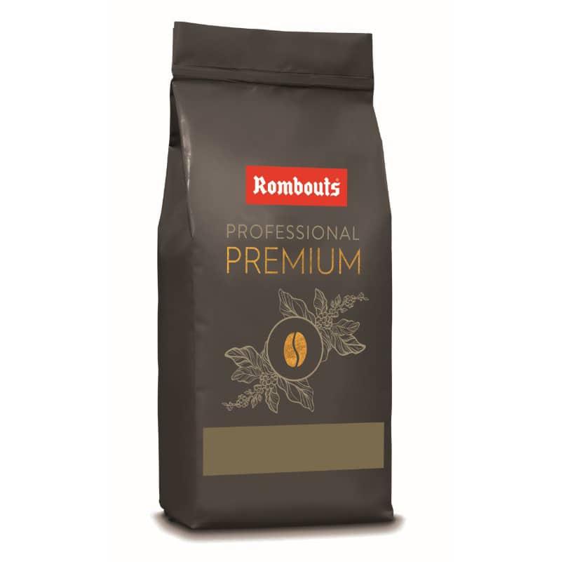 Afbeelding zak Rombouts espressobonen Supremo
