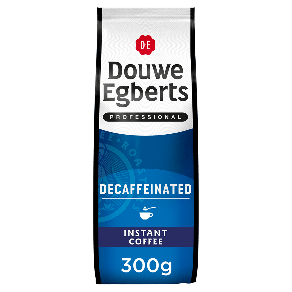 Afbeelding zak Douwe Egberts Decaf Instant koffie