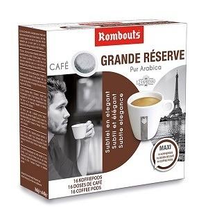 Afbeelding doosje Rombouts Pods Grande Réserve