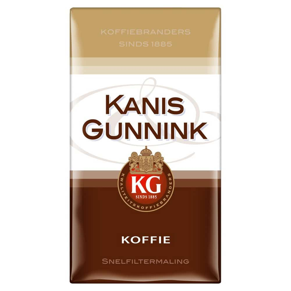 Afbeelding pak Kanis & Gunnink Koffie Snelfilter Maling