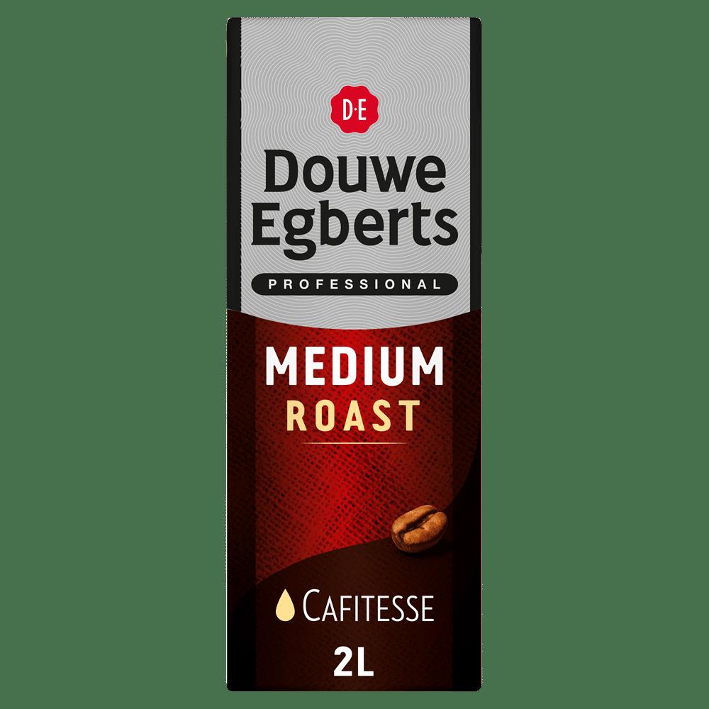 Afbeelding zak Douwe Egberts Cafitesse Koffie Medium Roast