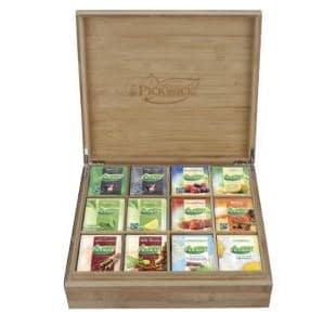 Afbeelding doosje Tea of Life Engelse Melange