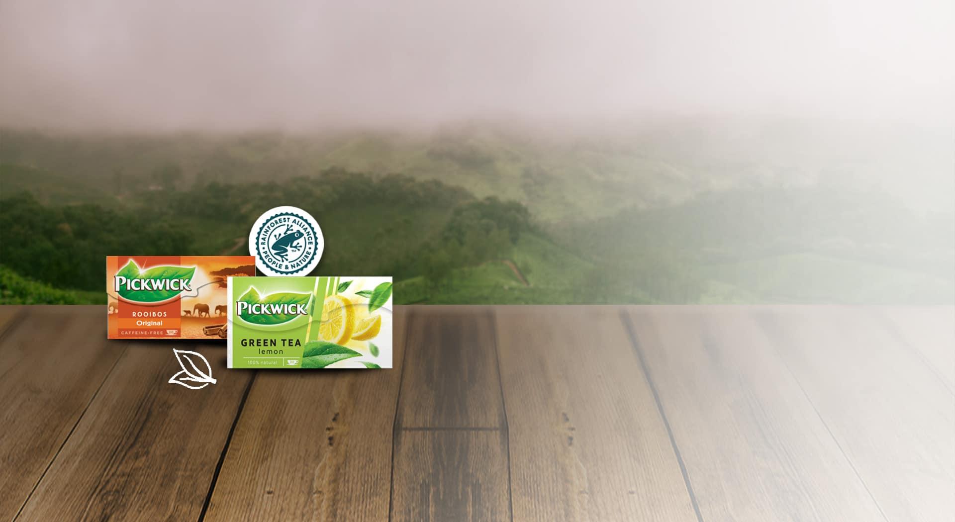 Pickwick thee duurzaam