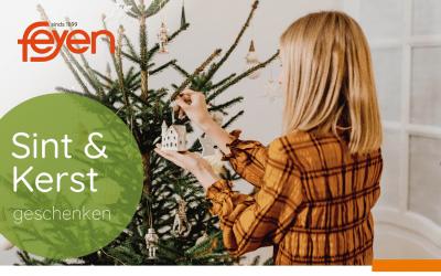 Nieuwsbrief Sint- & Kerstgeschenken 2021